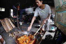 Nasi Kapau Pengisi Lambung di Los Lambuang