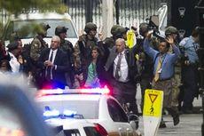Penembakan di Kompleks AL Amerika, Senat Dikunci dan Pertandingan Bisbol Ditunda