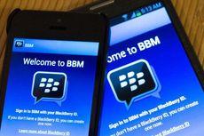 BBM di Android Molor, Google Mendadak