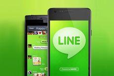 Line Rilis Aplikasi