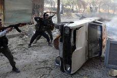HRW: Pemberontak Suriah Bunuh Ratusan Warga Sipil