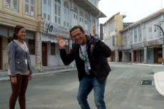 Perjalanan Keliling Indonesia, Singgah di Studio Film Terbesar Asia Tenggara