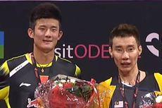 Kemenangan Chen Long Bukan Kado Terbaik di Ulang Tahun Lee Chong Wei