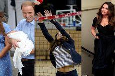 Pengencangan Perut Pasca Melahirkan ala Kate Middleton