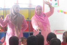 Insentif Guru TK Hanya Rp 100.000 Per Tiga Bulan