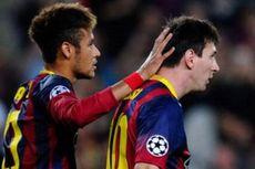 Messi Kirim Pesan