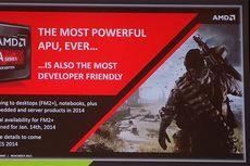AMD Perkenalkan Jajaran Prosesor