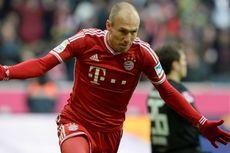 Bayern-Robben Hampir Sepakati Kontrak Baru