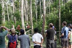 Kalimantan Tengah Kaya Obyek Wisata