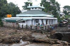 Banjir Bandang di Mitra Rusak Jembatan, Gereja, dan Masjid