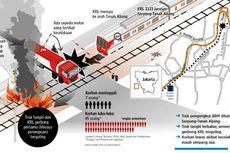 Direktur PT KAI: Persimpangan Sebidang Harus Hilang!