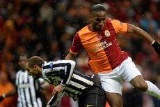 Juventus Kalah, Chiellini Nilai Buruk Lapangan Galatasaray