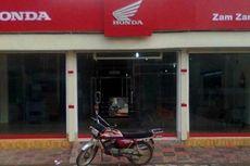 "Negara Ini Baru ""Dijamah"" Sepeda Motor Honda"