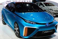 Toyota Tantang Dunia dengan Teknologi