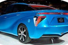 Toyota Siap Lepas Model Berteknologi