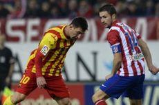 Imbangi Atletico, Barcelona Bertahan di Puncak