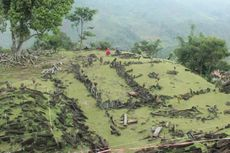 Menteri Pariwisata Ingin Situs Gunung Padang Masuk Program