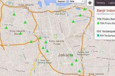 Atasi Banjir di Jakarta, Kabupaten Bogor Tanam 10.000 Pohon