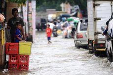 Hujan Deras, Sepanjang Kali Angke Waspada Banjir