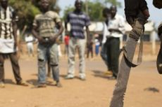 Afrika Tengah Terancam Perpecahan Sektarian