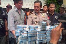Kesal Gajinya Dipotong, Pensiunan Tentara Rampok Uang yang Dikawalnya