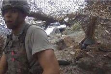 Pesawat AS Bom Pasukan Sendiri Terekam Video
