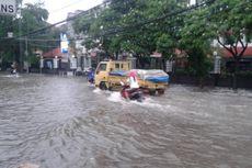 Hujan Deras, Sebagian Jakarta Kembali Tergenang Banjir