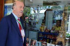 Del Bosque: Spanyol Optimistis di Piala Dunia