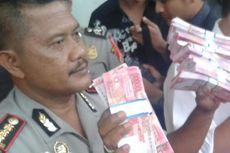 Polisi Bandung Ungkap Pembuatan Uang Palsu Rp 1,1 Miliar