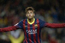 Neymar 2 Gol, Barcelona Geser Atletico Madrid