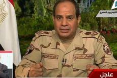 El-Sisi: Militer Tak Akan Punya Peran Lebih bila Saya Terpilih