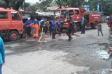 Barang Korban Kebakaran di Makassar Malah Hilang Dicuri