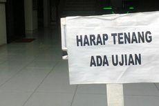 Amplop Bahasa Indonesia Isi Soal Matematika, UN Ditunda