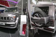 Mercedes-Benz G-Class Versi China