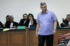 Akil Mochtar Minta Hakim Kunjungi Kebun Kelapa Sawit dan Kolam Arwana Miliknya