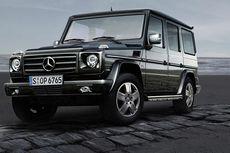 Identitas Mercedes-Benz G-Class Akan Berubah Total