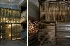 Rumah Bambu di Pabrik Kosong, Solusi Rumah Murah Gaya Hongkong!