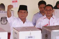 Fadli Zon Belum Bisa Jawab Kemungkinan  Prabowo-Jokowi Bertemu