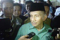 Amien Rais:  Jangan sampai Jokowi seperti Burung Unta..