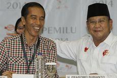 Prabowo dan Jokowi Diminta Siapkan Pidato Kemenangan dan Kekalahan