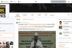 PKS Siap Tempur di Media Sosial