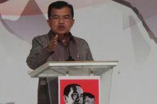 Cawapres Jusuf Kalla Bangga Dukungan dari Rakyat Mengalir Deras