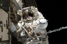 Astronot Terkena Dampak Piala Dunia