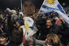Soal Hukuman untuk Suarez, Pele dan Maradona Berseberangan