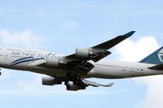 Bertengkar, Pilot Air New Zealand Kunci Kopilot di Luar Kokpit