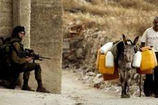 Tentara Israel Gagalkan Aksi Bom Keledai