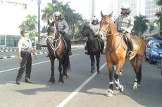 Foto-foto Situasi Terkini Jelang Pengumuman Presiden Terpilih
