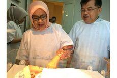 Jelang Putusan MK, JK Pantau dari Rumah Sambil Mengasuh Cucu