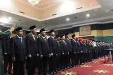 DPRD Kabupaten Bogor Didominasi Wajah Baru