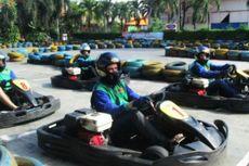 Ayo Pacu Adrenalin di Speedy Karting